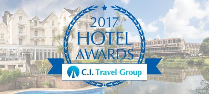 2017 C.I. Travel Group Hotel Awards