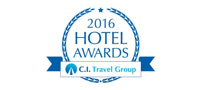 2016 C.I. Travel Group Hotel Awards