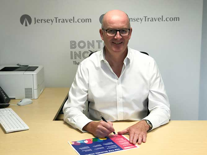 C.I. Travel Group Commits to Travel Industry Diversity Charter