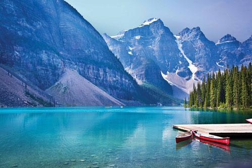 Canada Lakes and Canoes