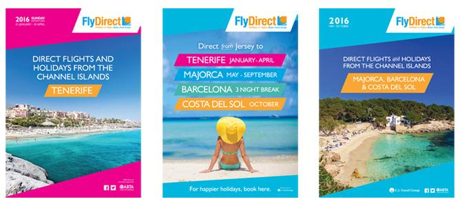 FlyDirect Posters
