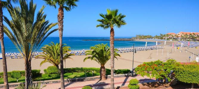2018 Direct Flights to Tenerife Take Off