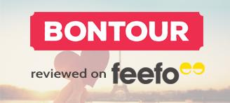 Bontour on Feefo